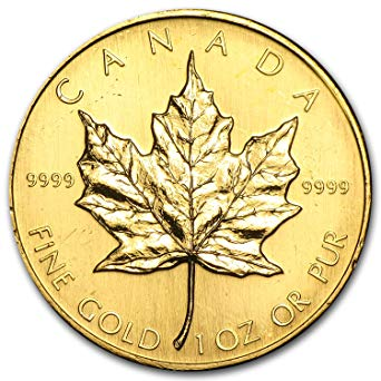 Fine Canadian Gold Coin