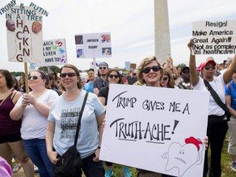 Trump gives me a truth-ache