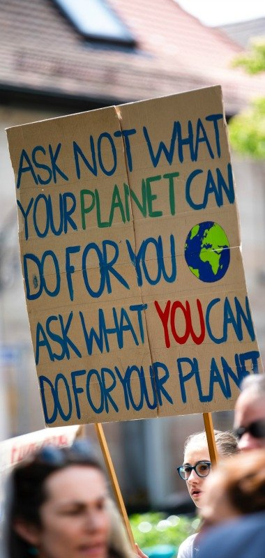 Ask Not What Your Planet