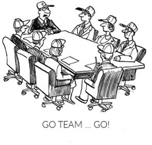 Go Team Go!