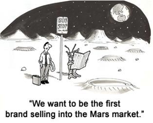 Mars Market