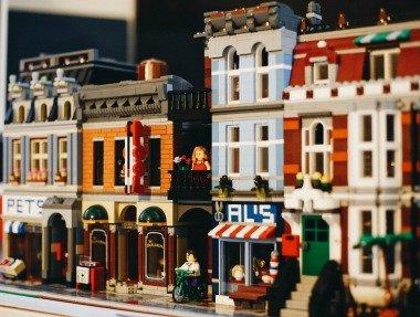 Lego City Street