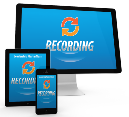 Masterclass Recording