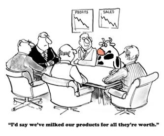 Friday daily cartoon