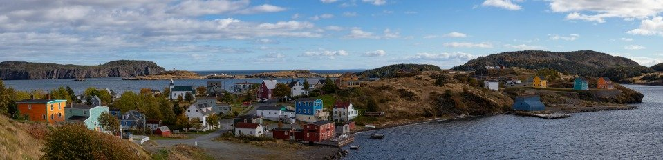 New Newfoundland Home