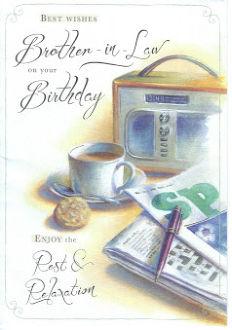 Es' Birthday Card