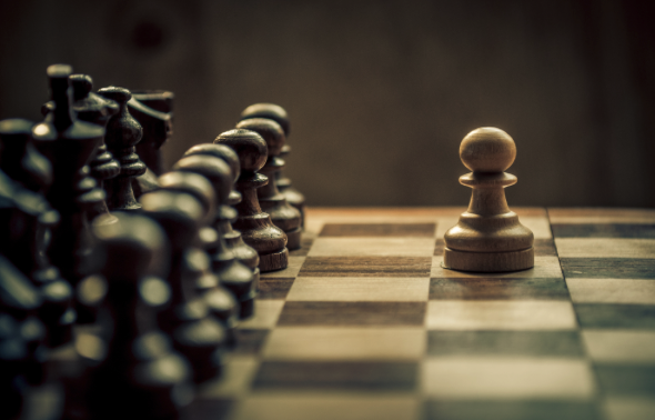Life can be a bit of a Chess Game
