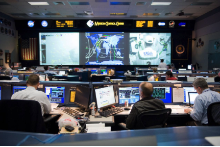 crew of NASA astronauts will soon be launched into space!