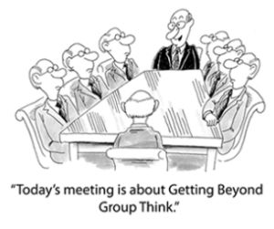 Getting Beyond Group Think