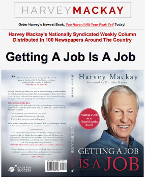 Getting A Job Is A Job (cover)