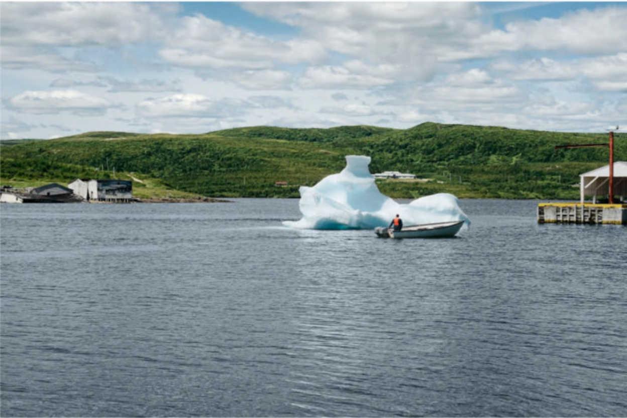 Labrador Ice Fishing