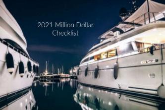 Million Dollar Checklist