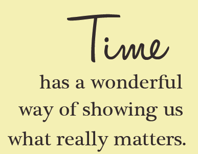 Time - quote