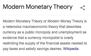 What is MMT