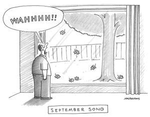 Sad September Song