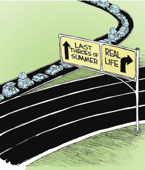 Where Did Summer Go!