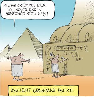 Writing-Grammar 2021